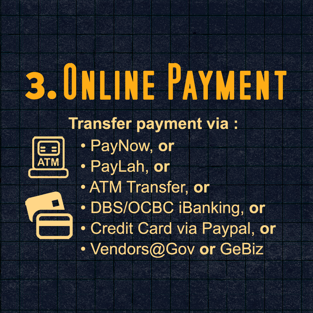 3) Online Payment