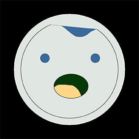 transparent sticker icon copy