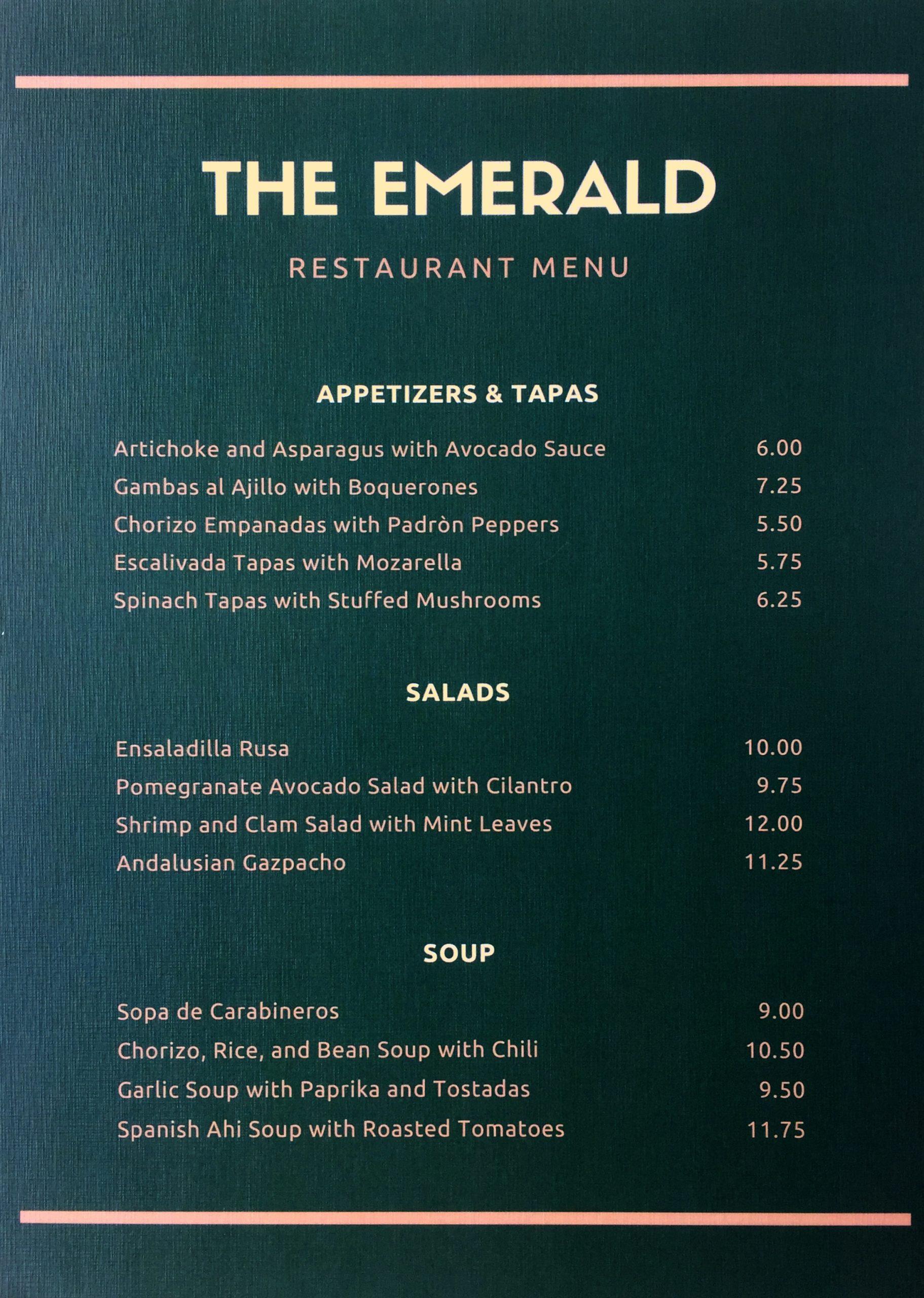 Linen_green_menu_new