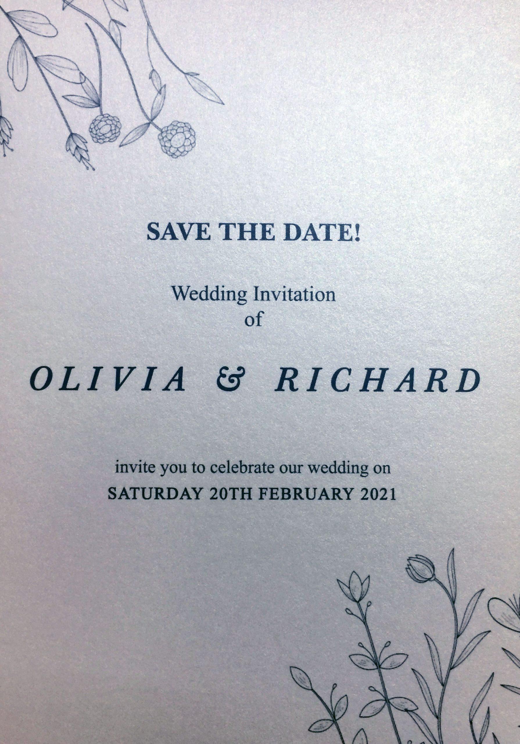 wedding invite - white1
