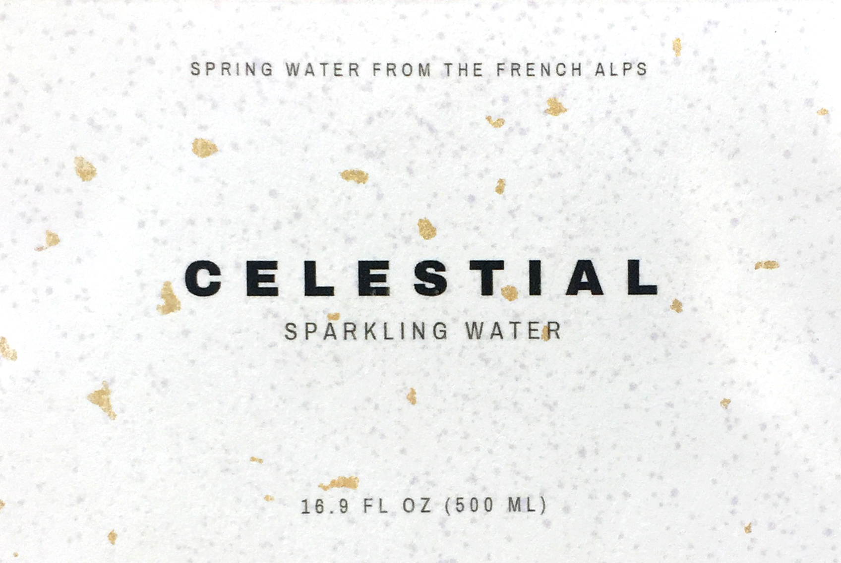 celestial sparkling water