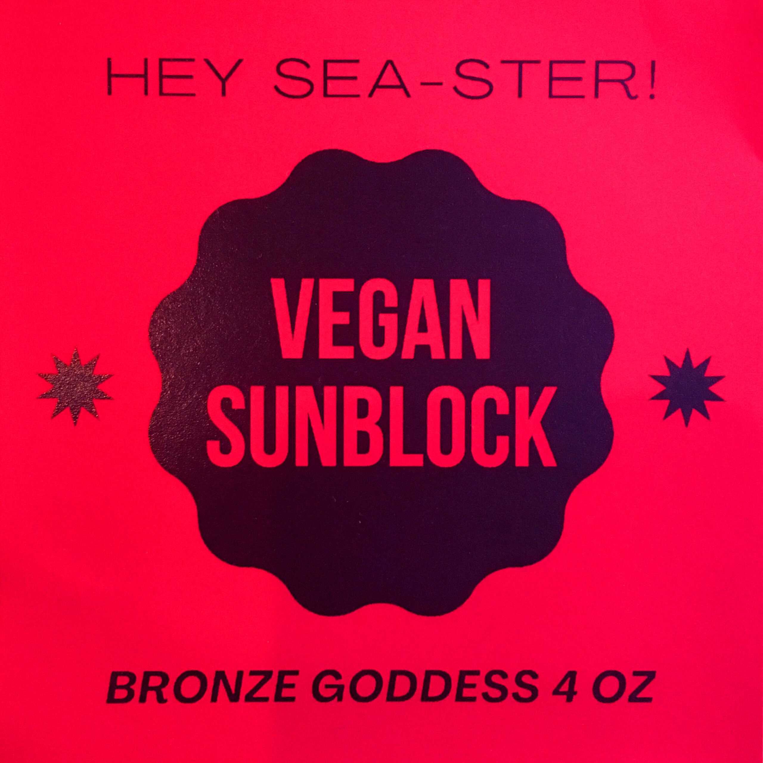 vegan sunblock